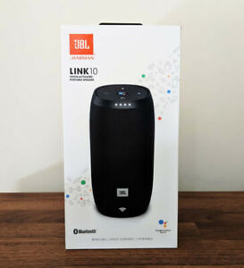 Brand new - JBL Link 10 : Voice-activated portable speaker