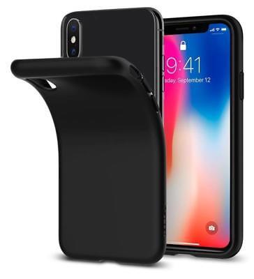 Handyhülle Schwarz Silikonhülle Ultra Slim Zubehör Schutz Hülle Silikon Case WOW ()