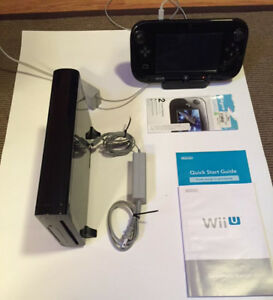 Video Game System - Wii U 32Gb (Black)