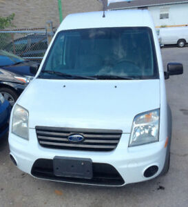 2012 Ford Transit connect Accident free one owner with Safety