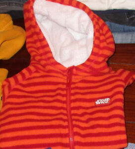 Polar Souris-mini Orange 3-4 ans