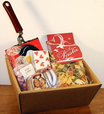Geschenkkorb Valentinstag Liebes Geschenke Liebe Geschenk Valentinstagsgeschenke
