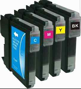 INK AND TONER CARTRIDGES REFILL HP BROTHER CANON SAMSUNG DELL