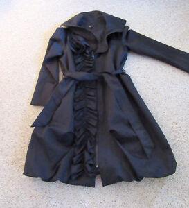 WOMENS DESIGNER DRESS COAT