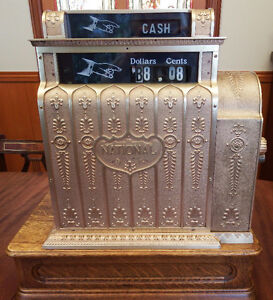 National Cash Register 1915 model 442 Campbell River Comox Valley Area image 2