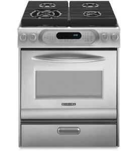 Kitchenaid Gas Oven and Range