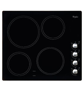 """Whirlpool® 24"""" Electric cooktop - BRAND NEW"""