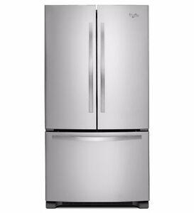 Réfrigérateur 22 pi cu Whirlpool