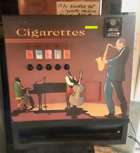 Tabletop Cigarette Vending Machine