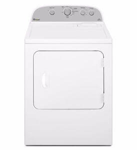 Whirlpool YWED4915EW 7.0 cu. ft. Top Load Electric Dryer