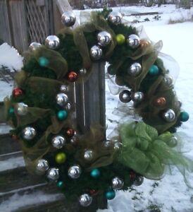 Huge Christmas Wreath for Sale