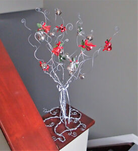 Small Christmas Tree, Xmas Tree, Wire Tree