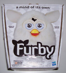 Furby 2012 Edition Yellow and White Pair London Ontario image 4