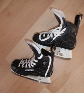 Bauer Hockey skates, men's size 6, excellent condition Kitchener / Waterloo Kitchener Area image 1