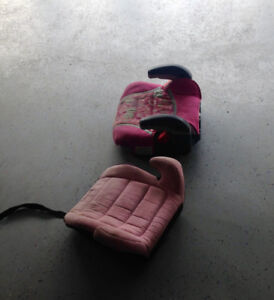Child Booster Seats (x2) $20 for both