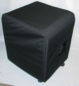 Custom Speaker Covers & Bags. QSC, Yorkville, EV, RCF, Mackie...