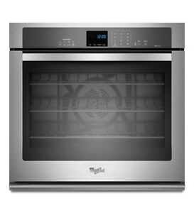 Whirlpool WOS92EC0AS Single Wall Oven, 30 in