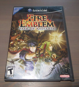 JEU FIRE EMBLEM PATH OF RADIANCE NINTENDO GAMECUBE