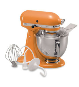 Kitchenaid mixer and accessories