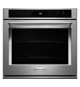 Kitchen Aid- Wall Oven