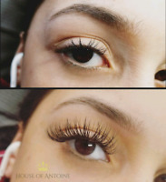 $85 for a full set of eyelash extensions