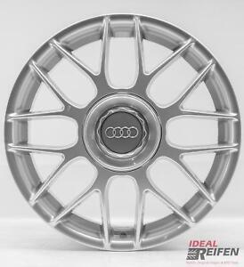 4-original-Audi-A6-4b-C5-2-7t-T-230ps-17-Pulgadas-Llantas-de-aluminio-8d0601025r