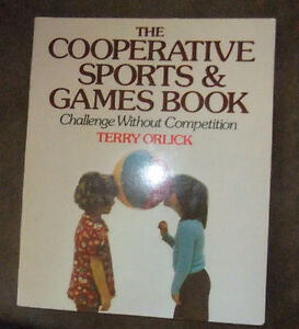 The Cooperative Sports and Games Book: Challenge Without Competi West Island Greater Montréal image 1