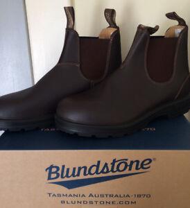 New Brown Blundstone Boots 8.5 (AUS) 9.5 (US)