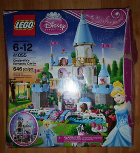LEGO Disney Princess Sets - Belle and Cinderella Castles