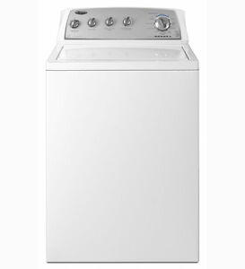 Immaculate condition washer and dryer available!
