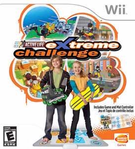 Active Life: Extreme Challenge Bundle with Mat - Wii Standard Ed