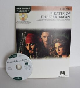 FRENCH HORN Sheet Music Pirates of the Caribbean