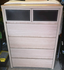 X2 set of drawers
