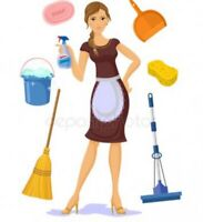 Housekeeper needed