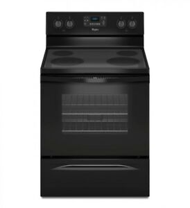 5.3 Cu. Ft. Electric Range High-heat Self-cleaning Wfe515s0eb