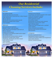 Team of 2 Will Clean for You! (Residential Cleaners)