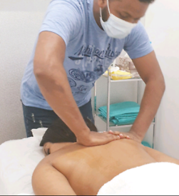 Qualified MALE massage therapist Birmingham