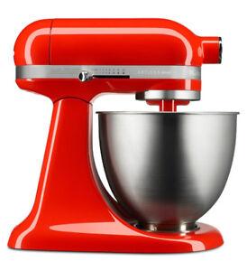Kitchenaid artisan mini stand mixer - 3.5 quart