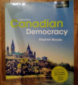 Canadian Democracy, 8th Edition by Stephen Brooks