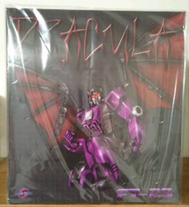 Transformers Masterpiece FansToys FT-23 Dracula MISB