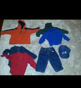 Boys like new condition, 6-12 months