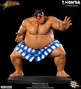 street fighter statues (not Sideshow)