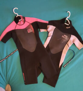 Neoprene swim suit junior 10