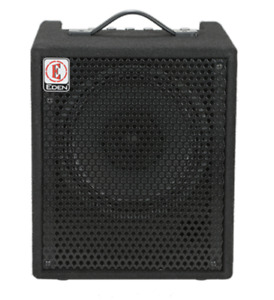 Eden EC10 Solid State Bass Combo Amp BRAND NEW!  1 LEFT AT THIS