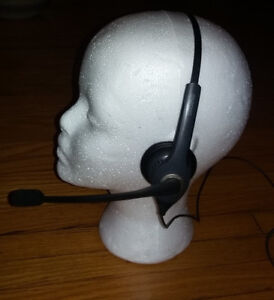 Professional Call Centre Headset (New In Box) See Photo's