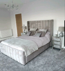 Luxury sleigh and divan - brand new UK manufactured 🇬🇧 free delivery