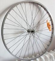 """ROUE 26"""" / 26"""" Front Wheel (SUZUE Japan hub + ALESA Belgium rim)"""