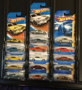 LB030 Hot Wheels Only Buick 16 Car Collection Lot NIP