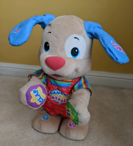 $10 - Fisher Price Dance & Wiggle Puppy