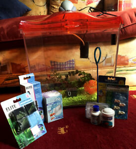 Marina 2.65 Gallon Aquarium Starter Kit
